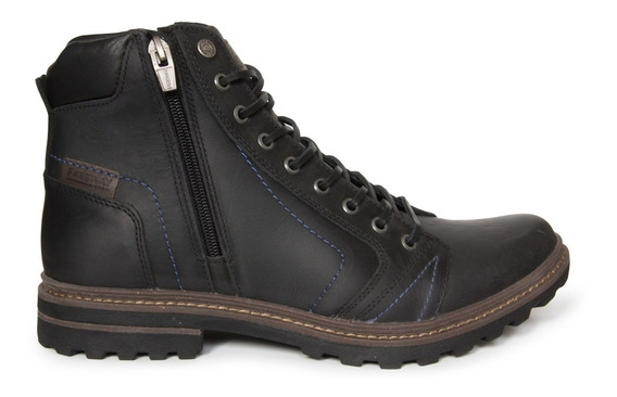 Bota Freeway Absolut 1 - Horse Preto