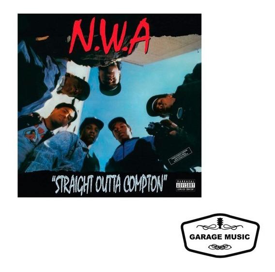 Vinilo N.w.a - Straight Outta Compton - Universal