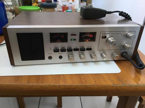Antigo Rádio Amador Px De Mesa - Lafayette - Ssb 100
