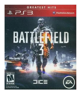 Ps3 Juego Battlefield 3 Playstation 3 + Envío Gratis