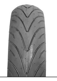 Pneu Moto 110/70/17 E 140/70/17 Cb300 Twister Fazer Remold