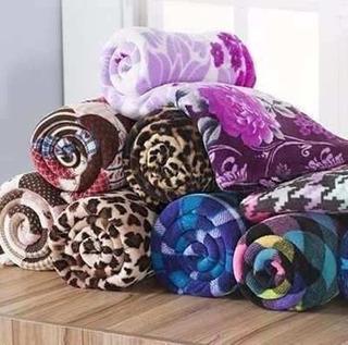 Kit 15 Cobertores Manta Cama Casal Casa, Moveis E Decorações