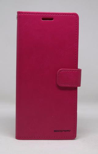Funda Galaxy S8 Plus Goospery Bluemoon Diary Cartera Fiusha