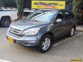 Honda Cr-v Crv Ex L Aut