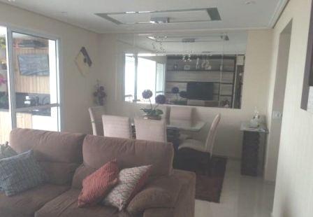 Apartamento No Condomínio Sítio Anhanguera - 8928