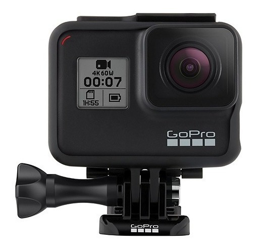 Camera Digital De Video Gopro Hero 7 Black - Chdhx-701-lw