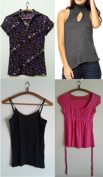 Remera Musculosa Camisa Chomba Mujer A Elección Impecables
