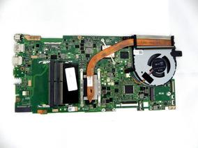 Placa Mãe Asus Vivobook X510ur Rev 2.2 Com Cooler Usado