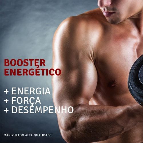 Booster Energético Bio Arct Resveratrol + 4 Ativos : 60 Caps