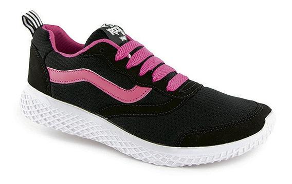 Tenis Mujer Deportivos Casuales Modernos Cómodos Mod. 6000
