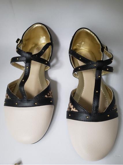 Sandalia Pampili Fiorela S