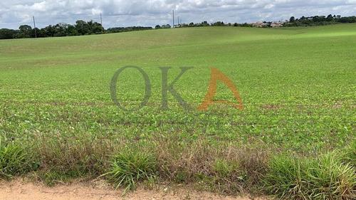Ideal Para Loteamento, Zona Industrial, Permuta Em Fazenda De Soja - Are002 - 68658391