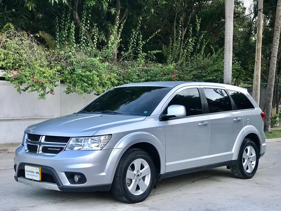 Dodge Journey Se 2014 Automático Gasolina