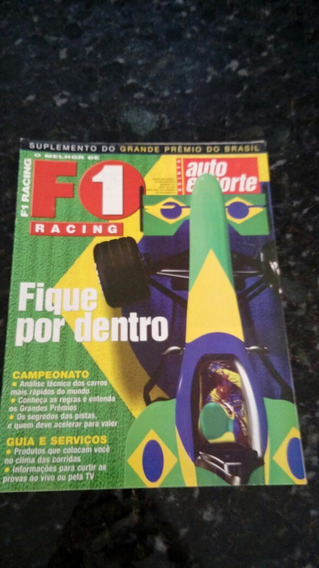 F1 Racing Suplemento N 431 Abril 2001