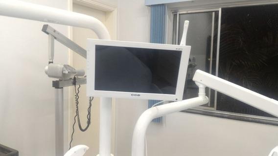 Câmera Intraoral Tv 16 E Suporte (kit Mult. Solarcam)