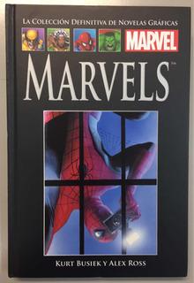 Marvels Kurt Busiek & Alex Ross Tomo Editorial Salvat