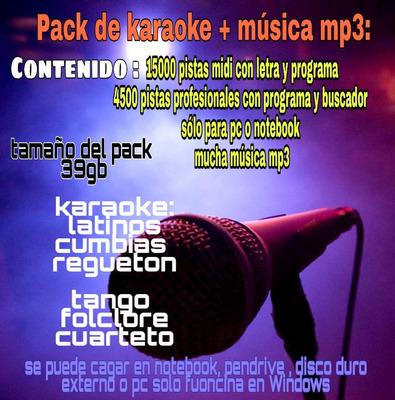 Karaoke Pistas Karafun Mp3
