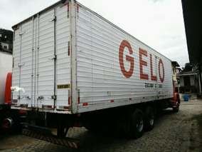 Baú Isotérmico Isolado Para Truck Ou Toco 9 Mts