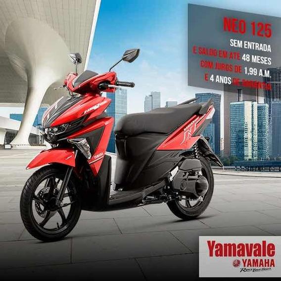 Yamaha Neo 125 Ubs2018/2019 Ubs 2018/2019