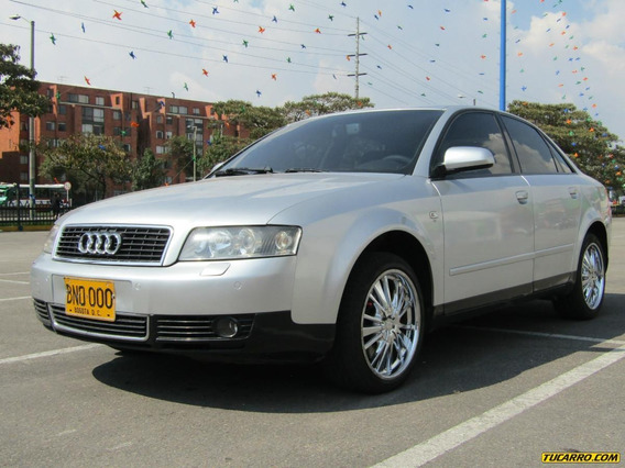 Audi A4 1.8 Turbo At Aa Ab Abs