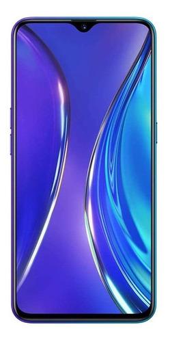 Celular Smartphone Realme Xt 64gb Azul - Dual Chip
