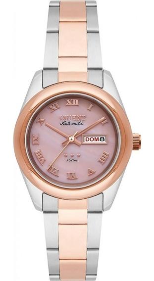Relógio Orient Feminino Automático 559tr009 R3sr
