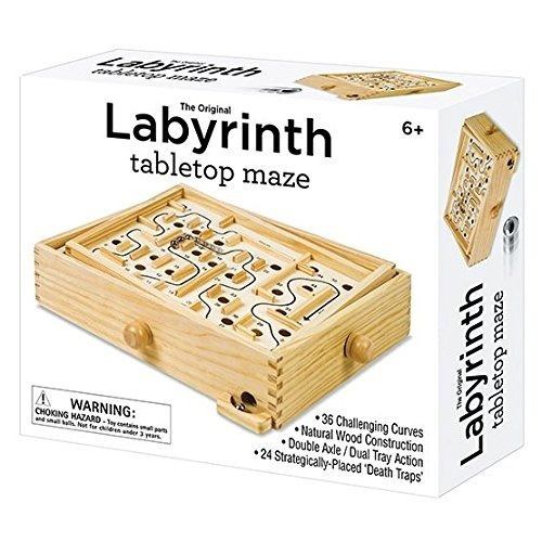 Juego Westminster Wooden Labyrinth