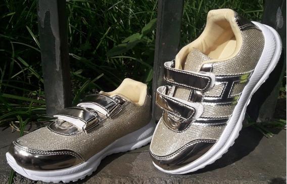 Zapatos De Luces Niñas Deportivos Niños Infantiles Oferta!