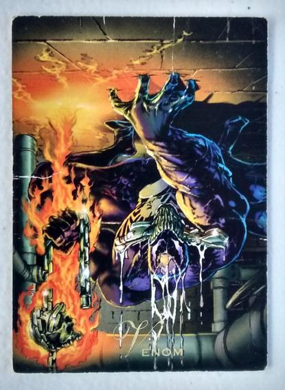 Tarjeta Carta Pepsi Cards Marvel Venom 2