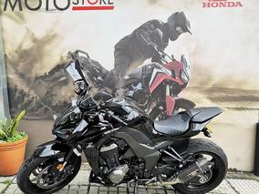 Kawasaki Z 1000 Negra 2015
