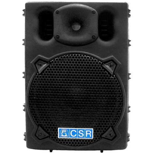 Caixa Ativa Csr2500 A Fal 10 Pol 100w C/ Usb / Bluetooth