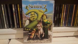 Shrek 2 Zona 4 Dvd