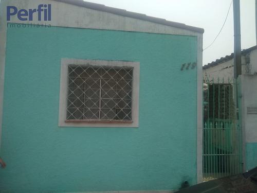 Casas - 2 Dormitórios             - 1645