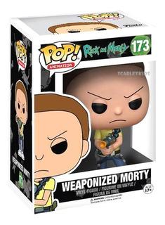 Funko Rick And Morty Morty Funko 173 Original Scarlet Kids