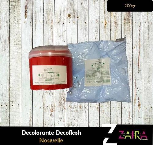 Decolorante Decoflash Nouvelle 200gr Original