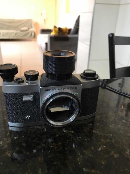 Camera Mirax Laborec 1969 - Para Colecionadores E Decoração