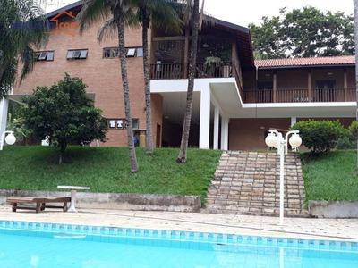 Sobrado Com 5 Dormitórios Para Alugar, 700 M² Por R$ 6.000/mês - So0699