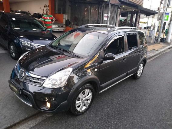 Nissan Livina Xgear 2013 Km Baixa