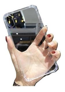 Funda Protector Transparente Anti Golpes Todos Los iPhone