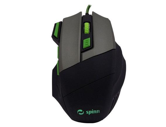 Mouse Gamer Sniper 3200 Dpi Usb Mg3000 Spinn