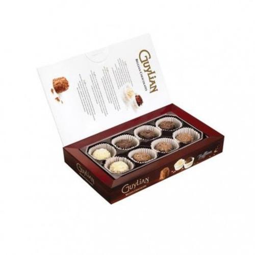 Chocolate Belga Guylian La Truffina Recheio Avelã Praliné