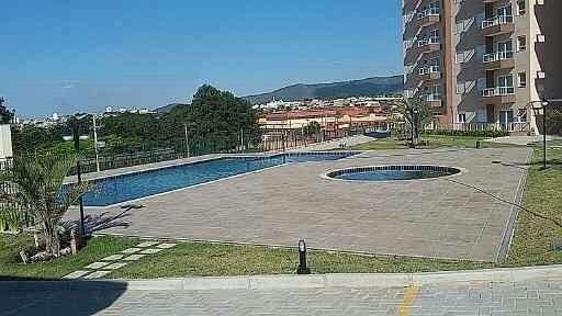Apartamento Em Atibaia Residencial Toscana