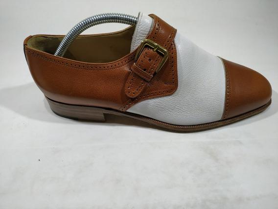 Sapato Italiano Moreschi Semi Novo + Modelador Nº 7,5 #d