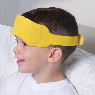 Vincha Terapeutica Gel Fiebre Dolor De Cabeza Niños