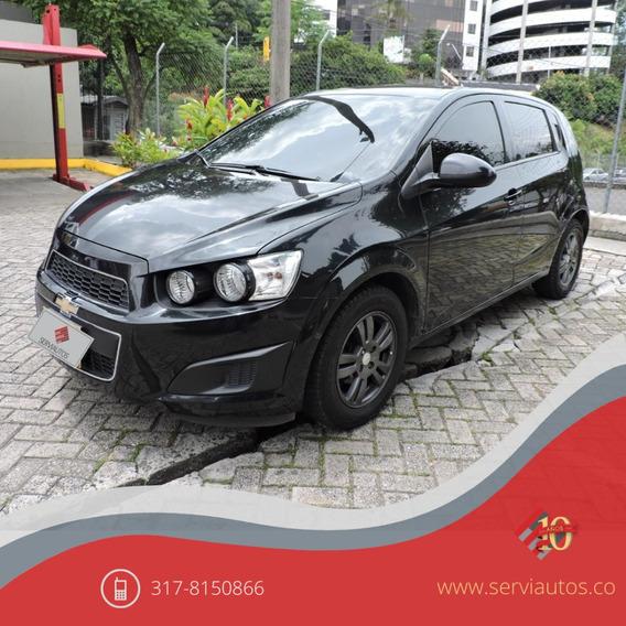 Chevrolet Sonic Lt Mt 1.6 2013 Mtx686