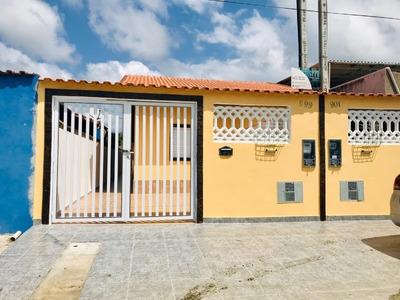 Casa Nova Em Mongaguá - 1851 - 33743121