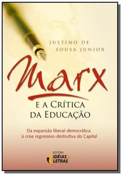 Marx E A Critica Da Educacao