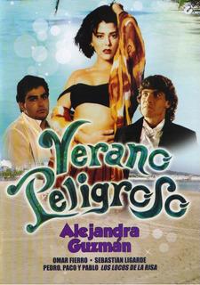 Verano Peligroso Alejandra Guzman Pelicula Dvd