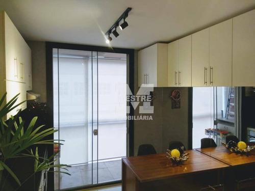 Studio Com 1 Dormitório À Venda, 37 M² Por R$ 335.000,02 - Vila Augusta - Guarulhos/sp - St0017