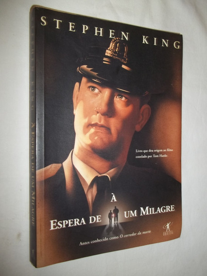 Livro A Espera De Um Milagre - Stephen King